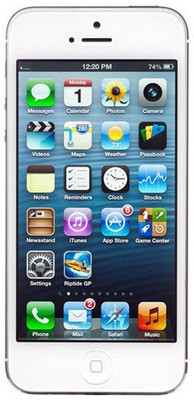 Apple iPhone 5 (White, with 32 GB)